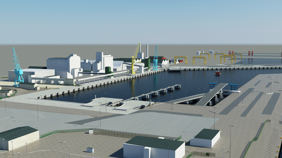 As part of our marine and offshore experience, we have delivered frameworks for government projects that involve port redevelopment. This challenging environment whilst a port is still in use requires through planning in terms of transporation and logistics.