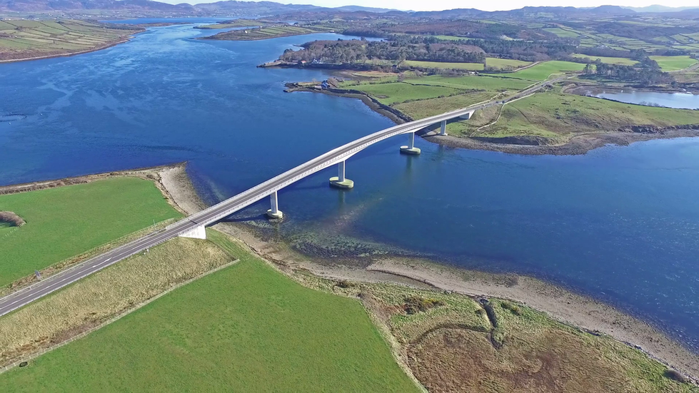 """Since the start of PPM, we have been involved in the programming and delivery of bridges and associoated infrastructure. We have been involved with steel frame and RC frame Extrados bridges using """"crawling"""" cantilevered formwork.  We have also been involved in disputes concerning civil engineering projects including roads,ports and onshore wind farms.."""
