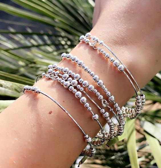 Bracelet indila argent