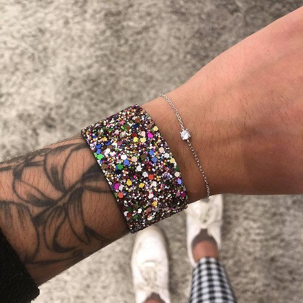 Bracelet paillette