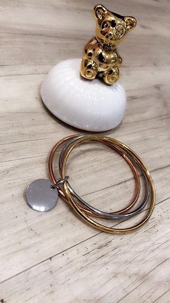 Bracelet 3 joncs