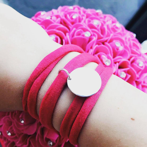 Bracelet Hooked couleur pampille