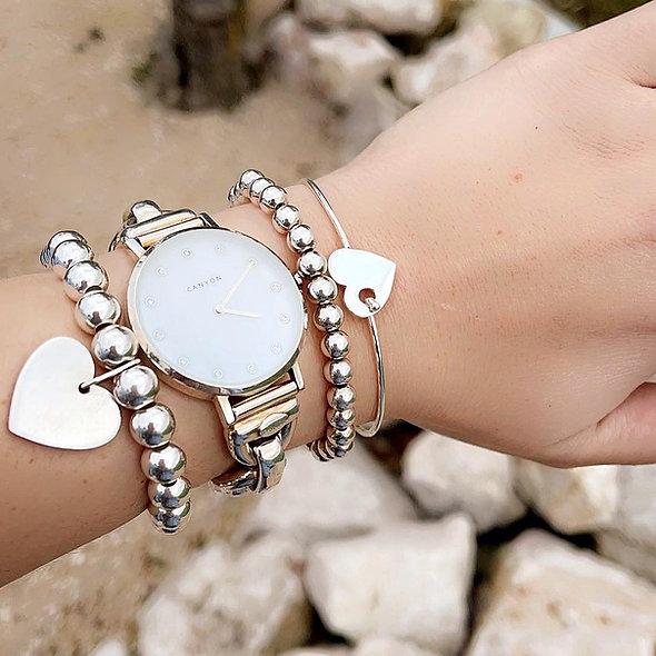 Bracelet Didi argent