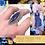Thumbnail: Bague pierre fine, lapis-lazuli ♥