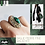 Thumbnail: Bague pierre fine, malachite ♥