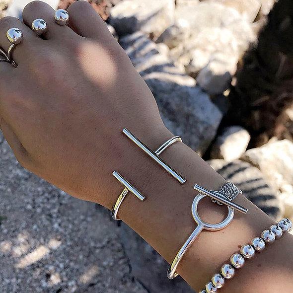 Bracelet Louna argent