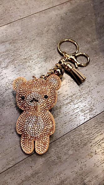Porte-clefs Nounourse