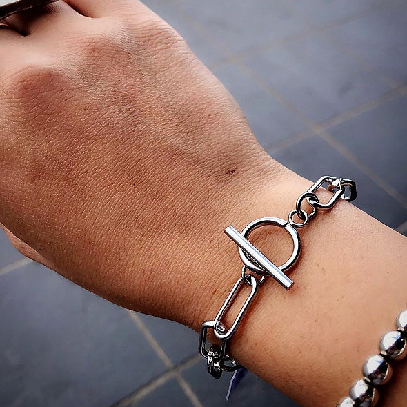 Bracelet Sahab acier