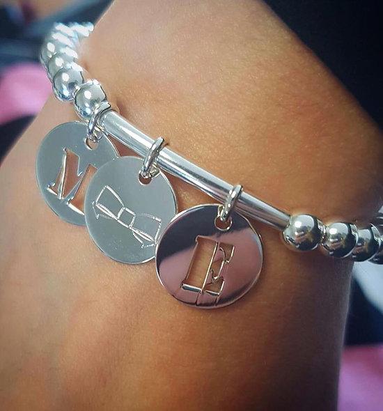 Bracelet Angiie personnalisé