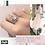Thumbnail: Bague pierre fine, quartz blanc ♥