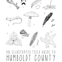 Humboldt Field Guide