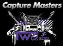 capture masters two notes black bear studio