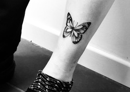 butterfly Samsweetink