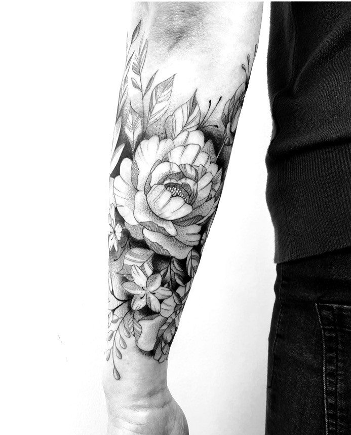 lotus sleeve