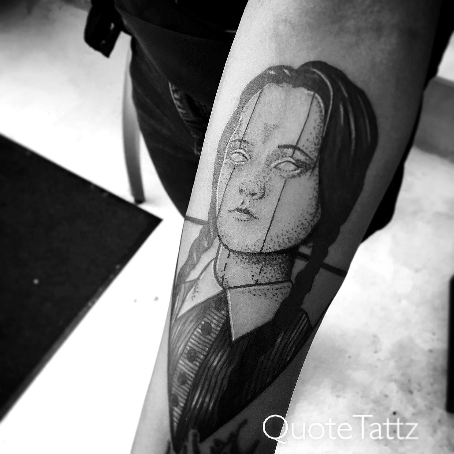3 hour tattoo-session