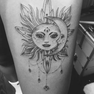 fineline tattoo samsweetink