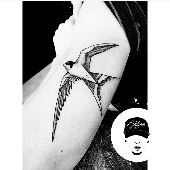 zwaluw tattoo