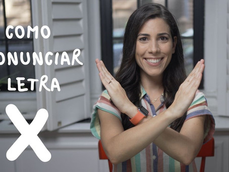 How to pronounce the letter X