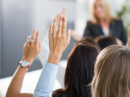 Managing the female talent pipeline
