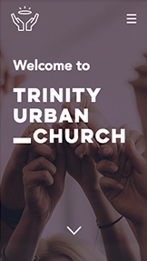 Community & Education website templates – Urban Church
