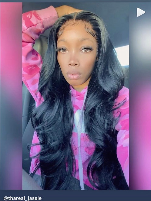 Jassie's Look 13x6 HD Frontal Wig Sale+ Free Bundle (Straight Only)