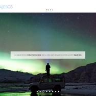 Website Viaages GS - Mexico