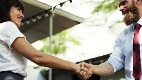Business Socializing Skills: 3 Tips when meeting someone for the second time