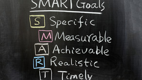 Using the S-M-A-R-T model to set learning goals: Step 1 - The S-M-A-R-T model