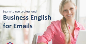 Business English Emails: Report a successful project - formal & informal emails