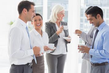 Socializing Skills in English