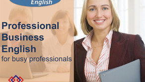 Professional English Vocabulary: discuss a proposal in business