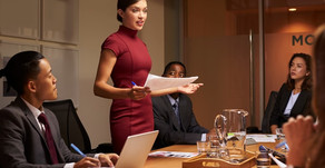 Business Presentation Skills: Highlight key points at the end of your presentation