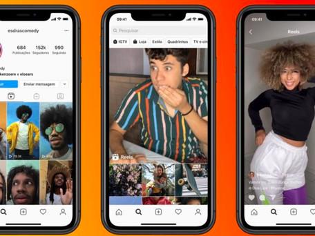 Instagram Reels: função permite criar vídeos criativos no estilo TikTok