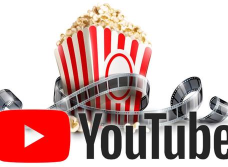 Veja 10 filmes para assistir de graça no YouTube