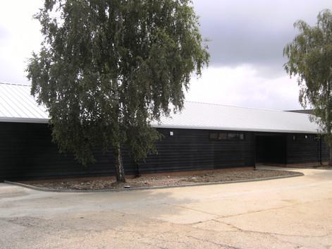 New building services building