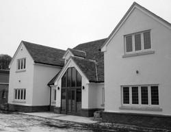 New build in Hertfordshire greenbelt