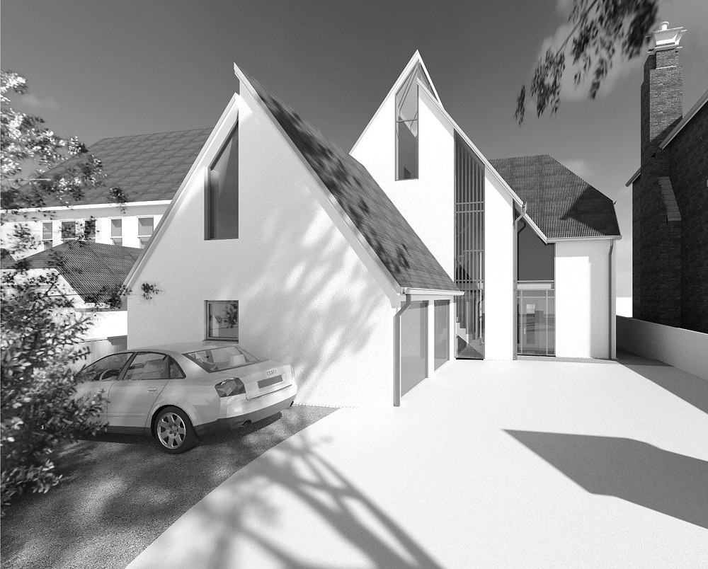 Street Elevation Render