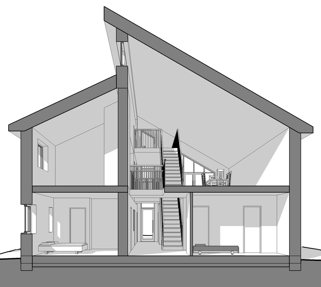 Short perspective section