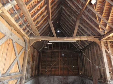 Internal timber framing