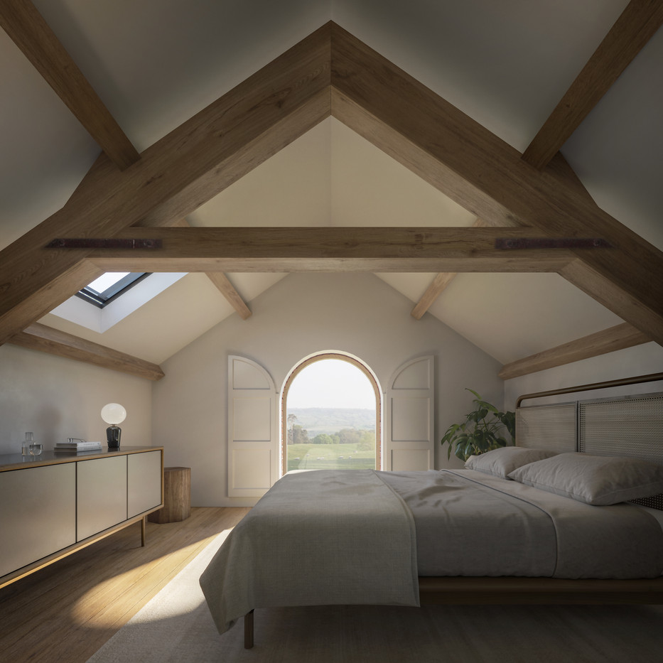 Bedroom View Unit 4