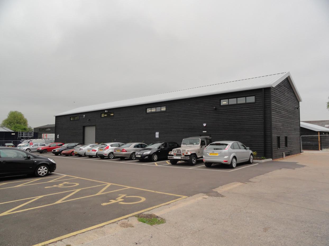 New motor vehicle workshop