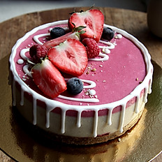 ROUND CAKES FROM UNBAKERY