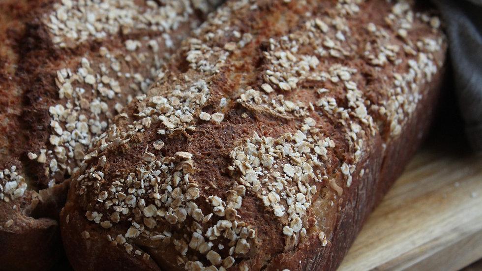 SOURDOUGH BREAD without added gluten