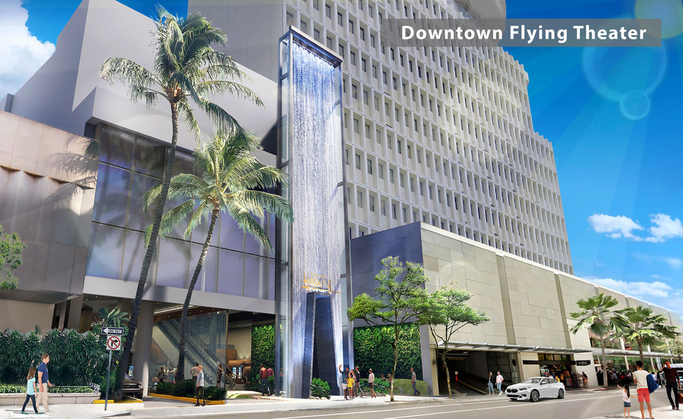Downtown Flying Theater