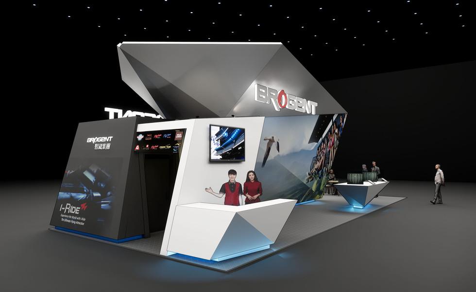 Trade ShowBooth Design