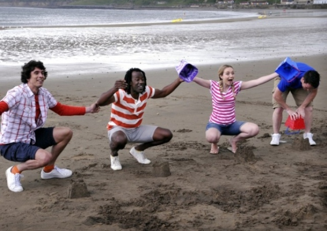 CBeebies Summer Song website