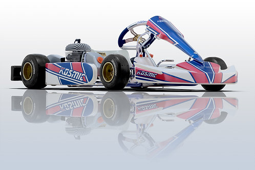 2020 Kosmic Rookie EV Rolling Chassis