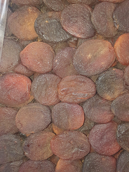 Abricots bruns bio - Turquie