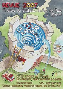 Affiche revue 2007