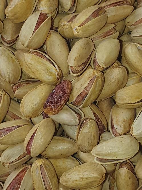 Pistaches salées citron-safran - Iran
